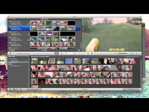 how to make a stop motion in imovie