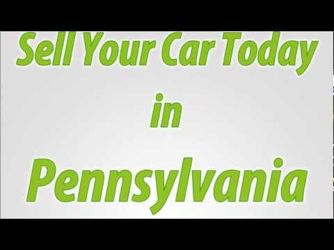 Sell A Car in Pennsylvania