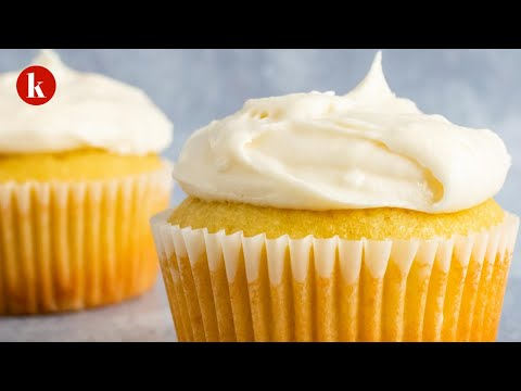 How to Make Cupcakes for Two | Vanilla Cupcakes