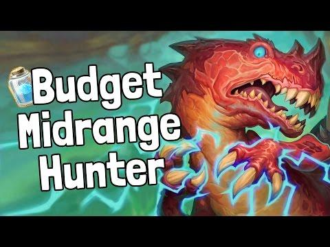 Budget Midrange Hunter Deck Guide - Hearthstone