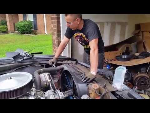 Upgrading to a clutch fan, cheap horsepower ;-)