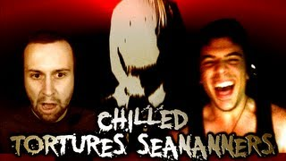 ChilledChaos Tortures Seananners (Greatest Slenderman Video Ever - Dual Facecam)