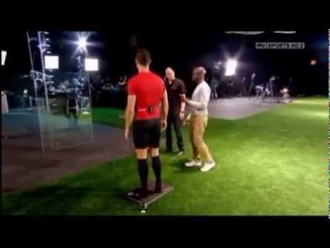 Ronaldo Jumping technique