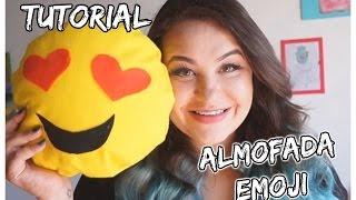Diy: Como Fazer Almofada De Emoji, Emoticon (fÁcil E Rapido) | Meninice Aguda