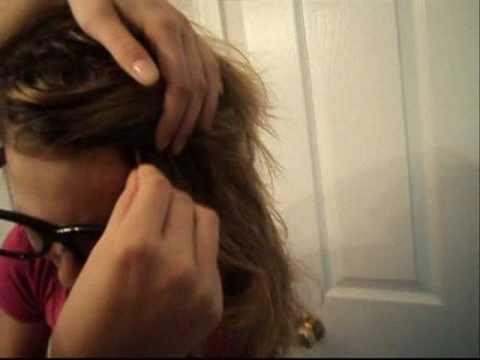 80's Valley Girl Hair