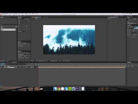 Masking Video in After Effects