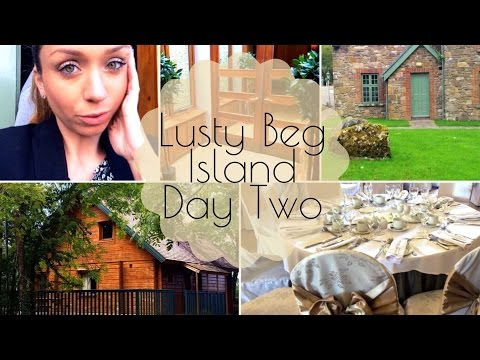 VLOG: Lusty Beg Day Two ❤️