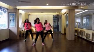 Zumba®️ on TAMMA TAMMA LOGE || easy dance fitness choreography