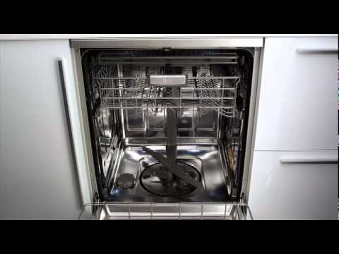 LG Dishwasher - Filling the Salt Container