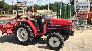 TRACTOR MITSUBISHI MT25  HP25  - IMPORT ROY SS - The Most