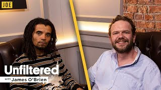 Akala deconstructs race, class, and Britain's modern myths   Unfiltered with James O'Brien #32