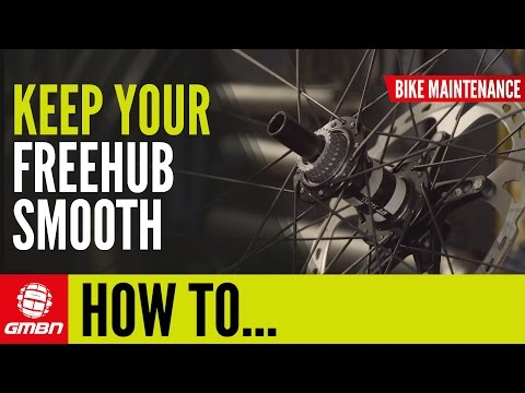 How To Keep Your Freehub Running Smooth