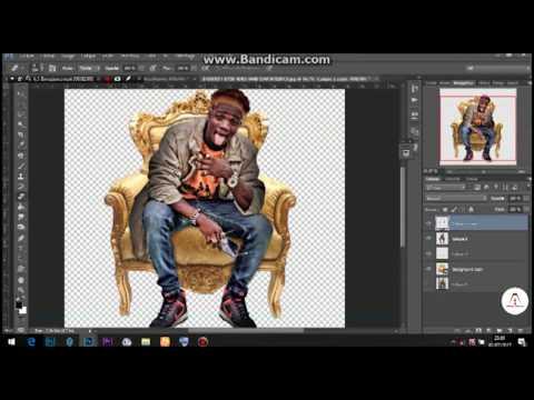Photoshop mixtape cover design