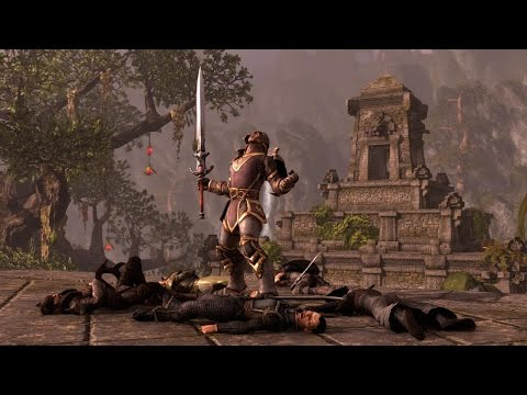 Elder Scrolls Online - BEST PLACE TO GET IRON ORE AND MAPLE WOOD ON CONSOLE - LOTS OF RESOURCES