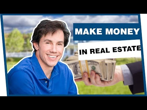 How to Make Money In Real Estate in 2018