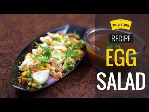 How to Make Tasty Egg Salad | Truweight Recipe