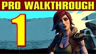Borderlands 3 Moze Walkthrough Part 1 - Children of the Vault, Gameplay & UI Overview