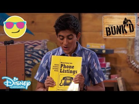 Bunk'd | Mail Call | Official Disney Channel UK