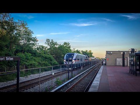 MTA Maryland MARC Commuter Rail Siemen Charger SC-44 #87