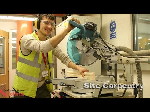 One day with C&J, Carpentry & Joinery