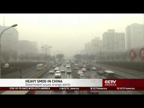 Heavy Smog in China: What's the Solution?