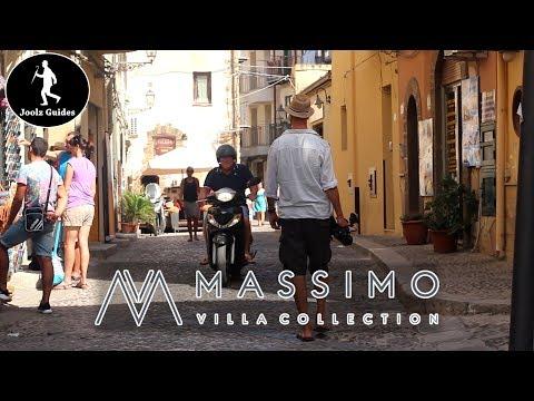 Cefalù - Full Documentary - Romance of Sicily w/Massimo Villas