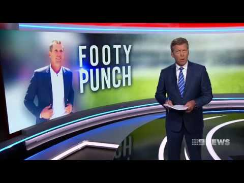 Football attack | 9 News Perth