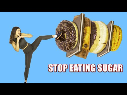 What If You Stopped Eating Sugar for 1 Week|Avoid Sugar & This Happens to Your Body|How sugar affect