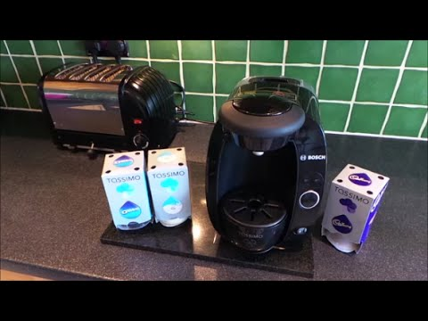 HOW TO MAKE THE New Cadbury Milk Chocolate Drink with the BOSCH TASSIMO MACHINE SYSTEM