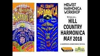 Hill Country Harmonica 2018   Quick Lesson