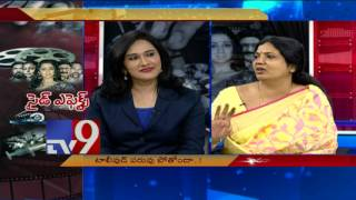Actress Jeevitha on Tollywood