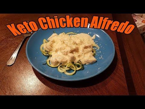 How to Make Keto Fettuccine Alfredo
