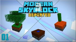 Thaumcraft Infusion (Modern Skyblock 3 Departed Let's Play
