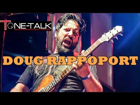 Ep. 27  - Doug Rappoport! Edgar Winter, Eikichi Yazawa, Van Halen talk, and a guitar lesson!