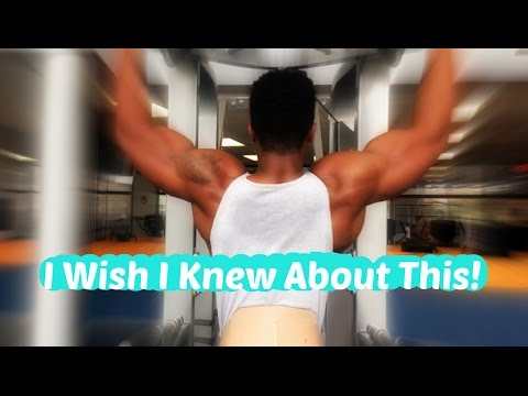 Fitness in 2016: Things I Wish I Knew YEARS AGO! + Workout