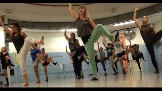 Sia - Chandelier - Choreography by Alex Imburgia, I.A.L.S. Class combination