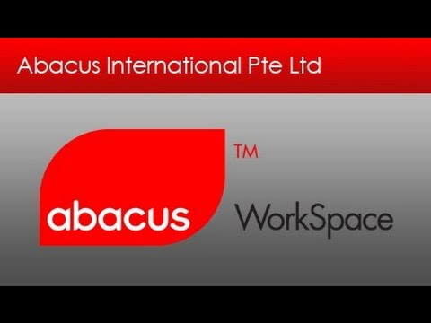 HOW TO ENTERING A RECEIVED FROM FIELD IN ABACUS WORKSPACE   LESSON 4 PART 13