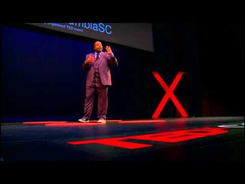 The cure for racism   Napoleon Wells   TEDxColumbiaSC