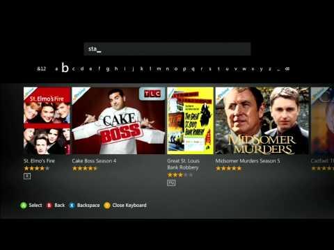 [TiG] Review: New Amazon Instant Video Xbox App
