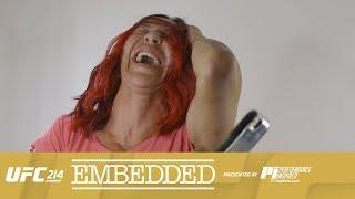 UFC 214 Embedded: Vlog Series - Episode 2