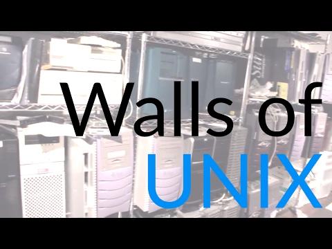 Visiting UnixHQ and Buying Some UNIX Stuff
