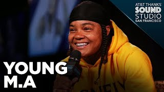 Young M.a Talks