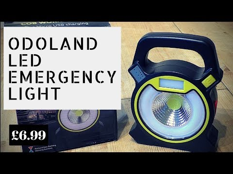 ODOLAND LED worklight. Inc an illegal feature.