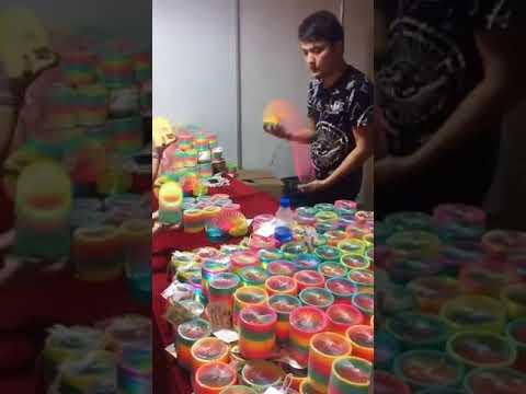 Amazing Slinky Tricks