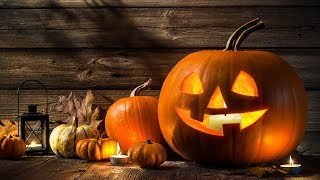 """Peaceful Music, Relaxing Music, Instrumental Music, """"Happy Pumpkin Day"""" by Tim Janis"""