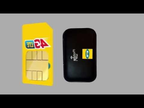 MTN 4G LTE MiFi Settings