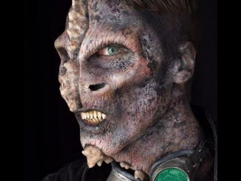 Top 10 Scary Halloween Costumes For Males. Ghosts Aliens Monsters Pranks. It screams