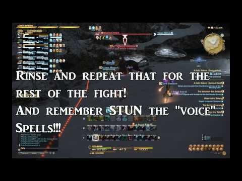 FFXIV: ARR Relic Weapon Quest - Chimera Guide