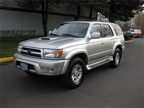 Toyota 4runner 4wd manual buying tips