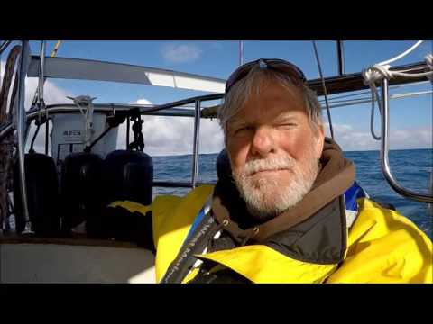 Sailing Down the US West Coast to Mexico 2016